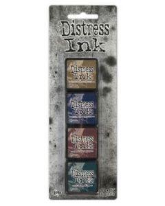 Mini Distress Ink Kit 12 - Tim Holtz - Ranger