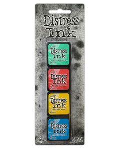 Mini Distress Ink Kit 13 - Tim Holtz - Ranger