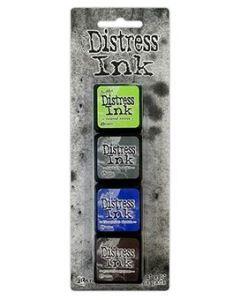 Mini Distress Ink Kit 14 - Tim Holtz - Ranger
