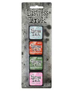Mini Distress Ink Kit 16 - Tim Holtz - Ranger