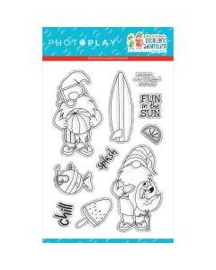 Tulla & Norbert's Excellent Adventure Element Stamps - Becky Moore - PhotoPlay*