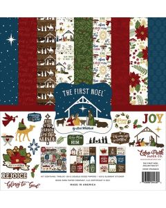 The First Noel Collection Kit - Echo Park
