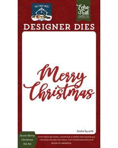 Sweet Merry Christmas Dies - The First Noel - Echo Park