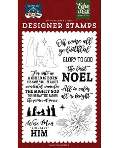 The First Noel Stamps - Echo Park