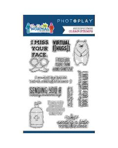 The New Normal Clear Stamps - PhotoPlay