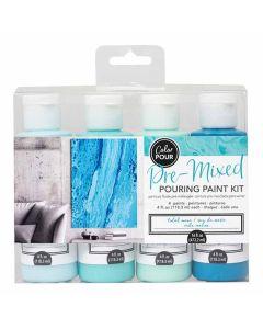American Crafts Tidal Wave Color Pour Paint