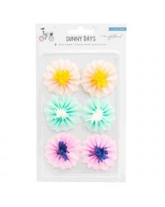 Maggie Holmes Sunny Days Tissue Paper FLowers