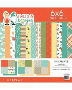 Tulla & Norbert Quad Paper Pack - Becky Moore - PhotoPlay*