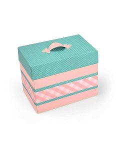 Eileen Hull Treasure Box sizzix die