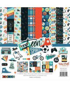 Teen Spirit Boy Collection Kit - Echo Park