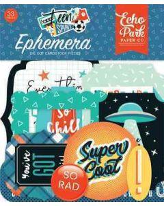 Teen Spirit Boy Ephemera - Echo Park