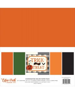 Trick or Treat Solids Kit - Echo Park