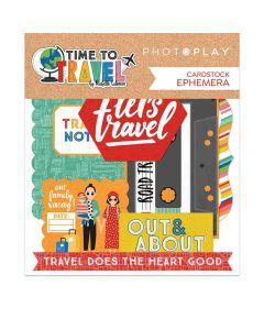 Time to Travel Ephemera - PhotoPlay