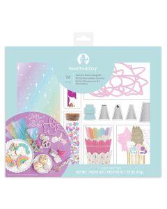 Sweet Tooth Fairy Unicorn Baking kit