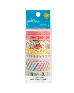 Pebbles Oh Summertime Washi tape rolls