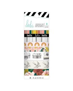 Honey & Spice Washi Tape - Heidi Swapp