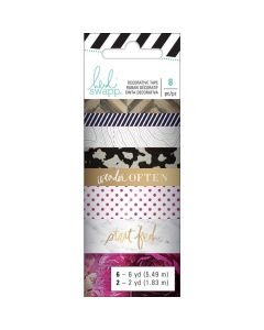 Heidi Swapp Hawthorne Washi tape collection