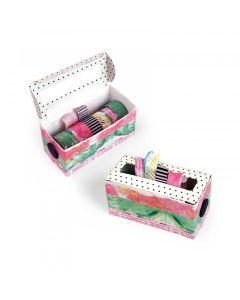 Sizzix Washi Tape Box idea
