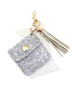 Washi Tape Key Chain Holder