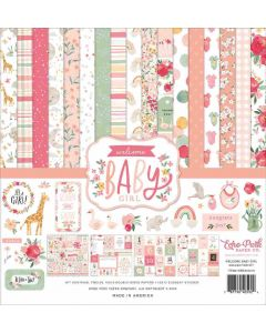 Welcome Baby Girl Collection Kit - Echo Park