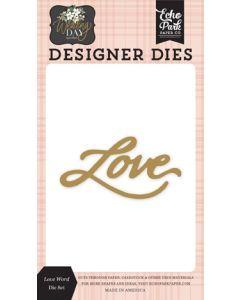 Love Word Die - Wedding Day - Jen Allyson - Echo Park