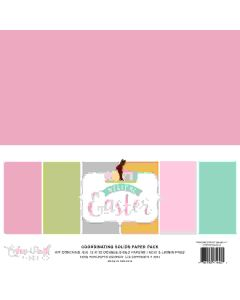 Welcome Easter Solids Kit - Echo Park