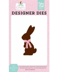Tasty Chocolate Bunny Die - Welcome Easter - Echo Park