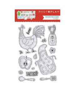 PhotoPlay Stamps - What's Cooking