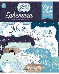 Winter Magic Ephemera - Echo Park