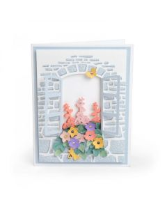 Lynda Kanase Window Box Embossing Folder