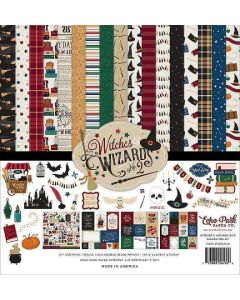 Witches & Wizards No. 2 Collection Kit - Echo Park*