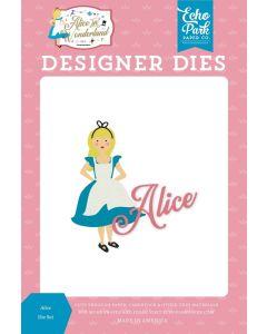 Alice Die Set - Alice in Wonderland no. 2 - Echo Park