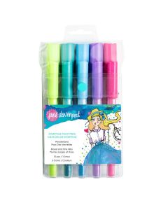Wonderland Storytime Paint Pen Set - Artomology - Jane Davenport - Spellbinders