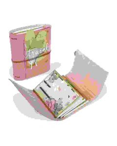 Eileen Hull Wrapped Journal Sizzix die