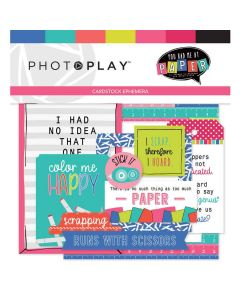 You Had Me At Paper Ephemera - PhotoPlay - Clearance