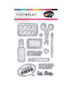 You Had Me At Paper Stamps - PhotoPlay - Clearance