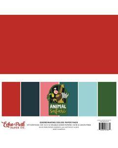 Animal Safari Solids Kit