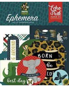 Animal Safari Ephemera