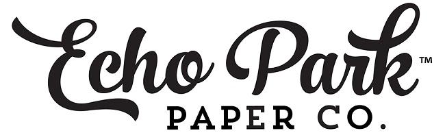 echo park paper company logo