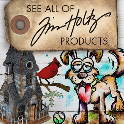 link to all tim holtz products