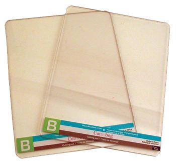 Cricut Cuttlebug B Plates