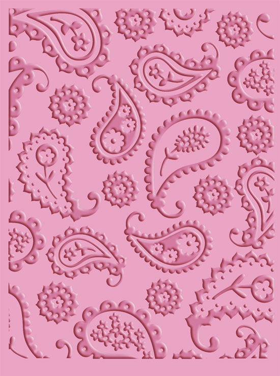 Cricut Cuttlebug Embossing Folder