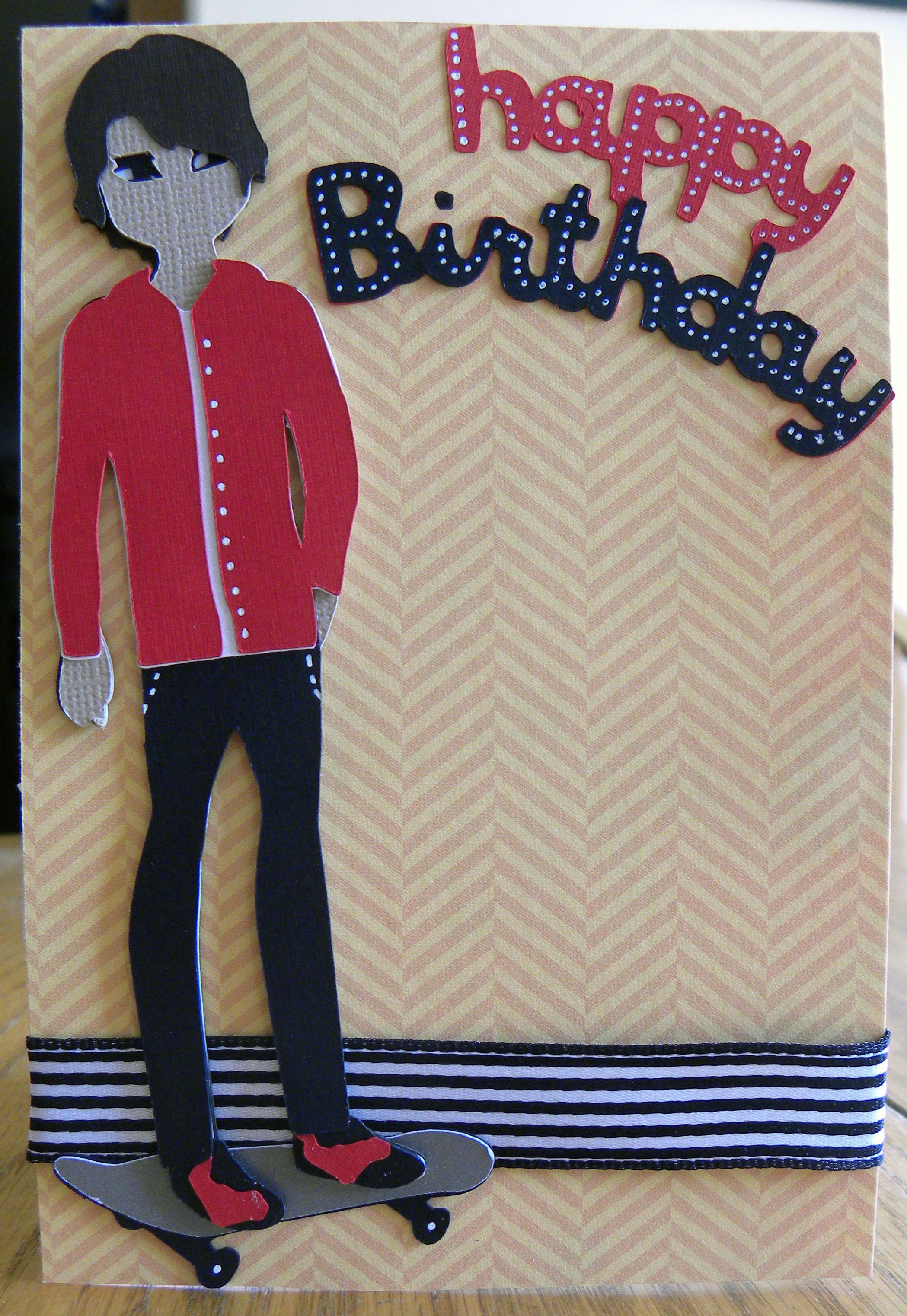 Cricut Paper Dolls Teen Scene Projects | CraftDirect Blog