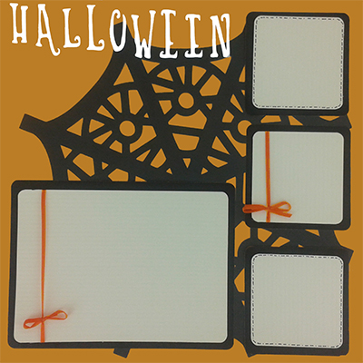 monster bash cricut cartridge - halloween layout