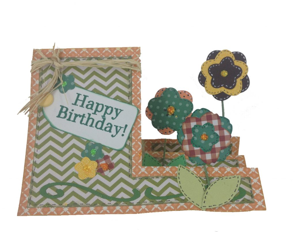 Step-Up Birthday Card