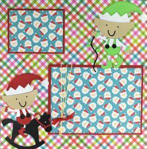page 2 elf jolly holidays cricut
