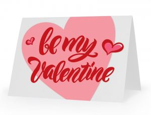 be my valentine card design download