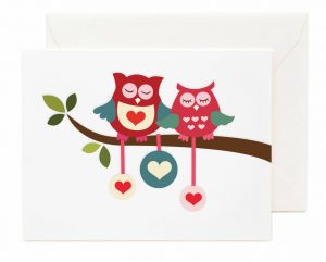love birds card design download