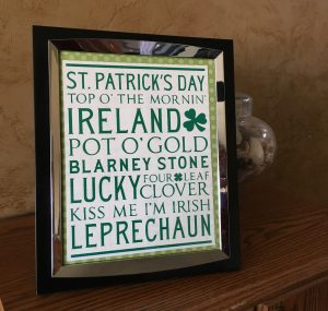 St. Patricks Day Craft Project