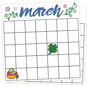 calendar-march-example